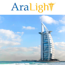 Aralight located in Dubai, India, Middle East, Africa