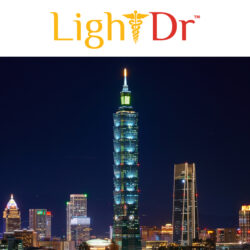 LightDr located in Asia, Taiwan, Japan